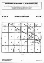 Map Image 032, Pennington County 1991 Published by Farm and Home Publishers, LTD